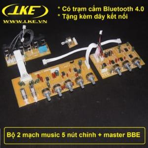 mạch music master LKE