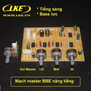 mạch master nâng tiếng BBE LKE