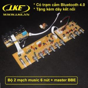 mạch music master BBE LKE