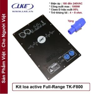 kit loa active LKE